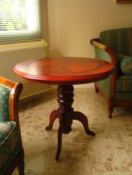 חיים דותן- שולחן קפה